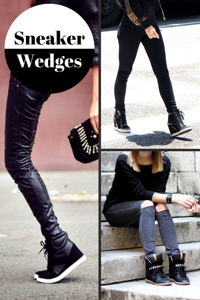 Fall 2014 Essentials: Sneaker Wedges | The Styleshifter